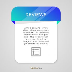 ChatTee – Write Reviews