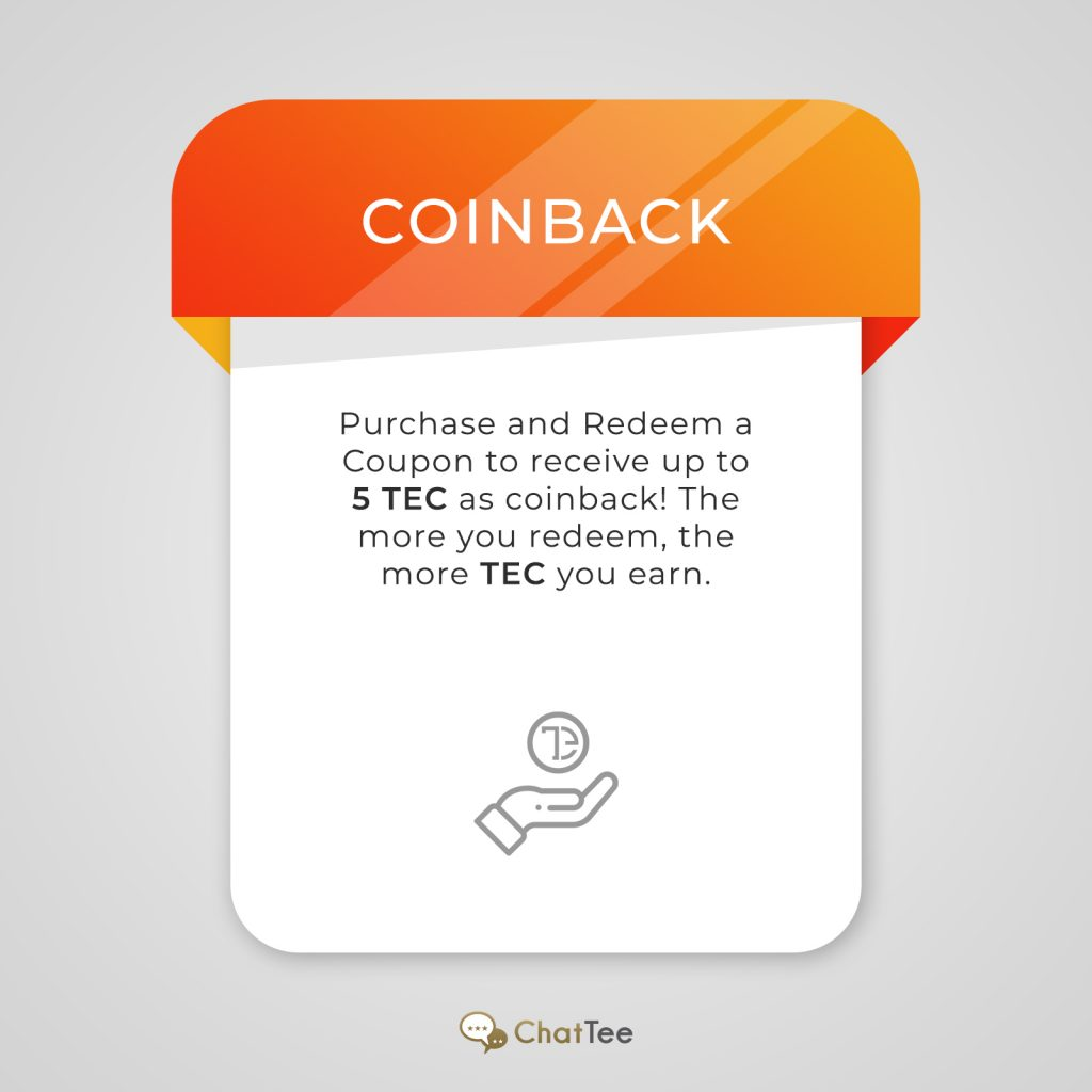 ChatTee – Coinback