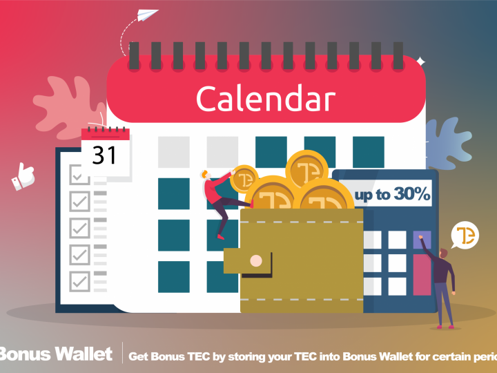 TEE-coin Bonus Wallet