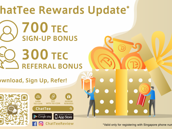 ChatTee Rewards Update